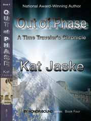 book cover picture out of phase by kat jaske