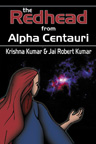 book cover redhead from alpha centauri